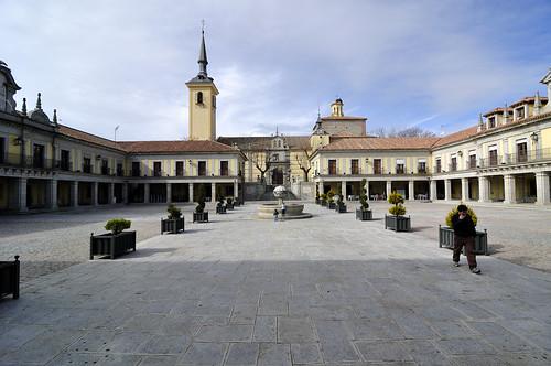 49 - Brunete's Plaza Mayor