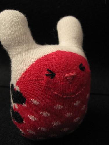Baby Sock Bunny