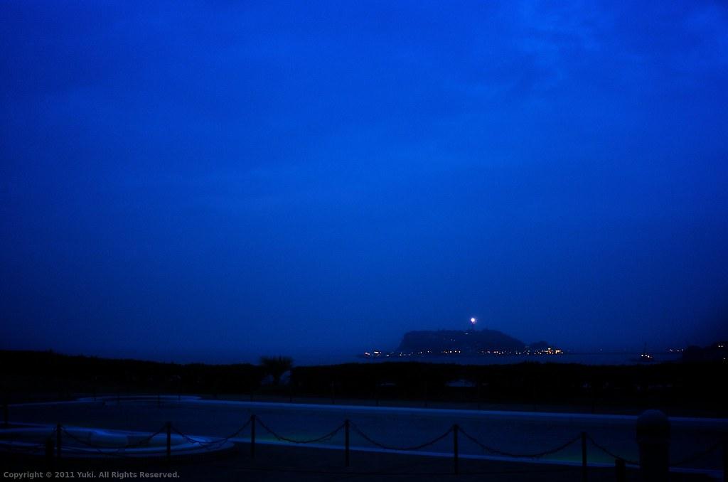 Dusk of Enoshima
