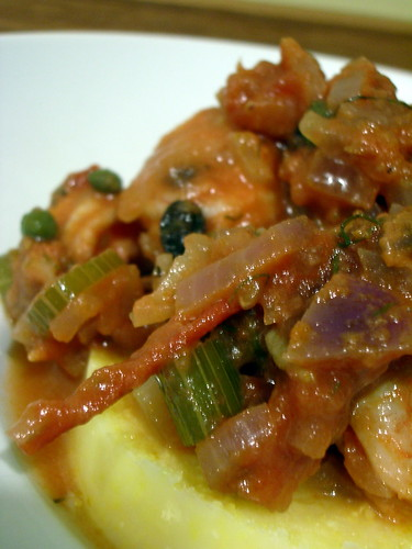 Shrimp Marsala - Housewife Style