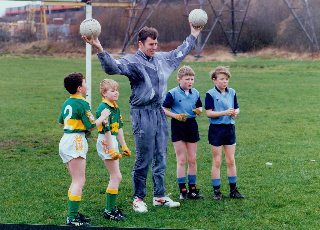 Packie Bonner 1990s