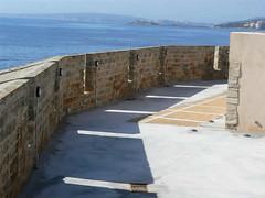 Batería avanzada del Castillo de San Carlos