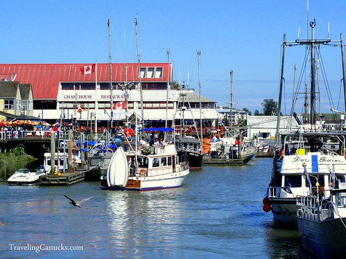 Steveston Fishing Village, South Vancouver (1)