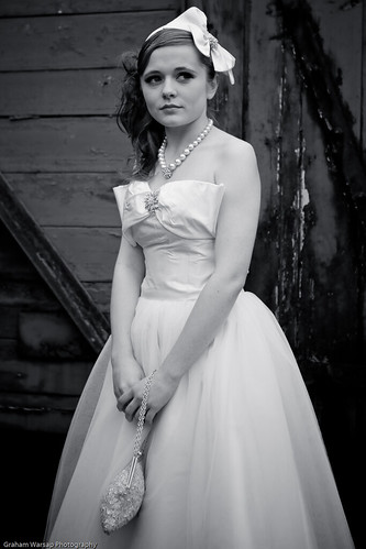 Vintage Wedding Dress Shoot-4028