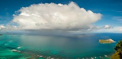Huge Cloud Bank (tiger_tim_2000) Tags: usa afternoon oahu hi bellows windward mokuluaislands waimanalobay mananarabbitisland kamehameridge waileapt mcbhk