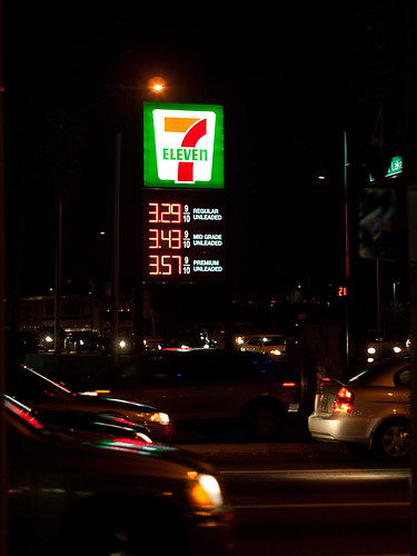 Gas Prices - 25 February 2011
