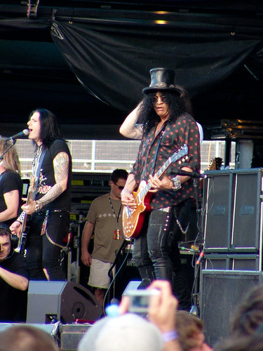 Slash - Soundwave Brisbane - 26 February 2011