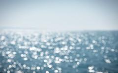 (DeLaRam.) Tags: blue sea bokeh bandarabas