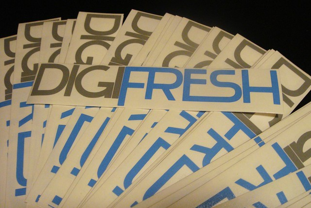 Digifresh two color