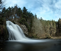 Dess (P2263378) (Mel Stephens) Tags: uk longexposure water geotagged scotland waterfall long exposure aberdeenshire falls le gps favourite stitched hdr 2011