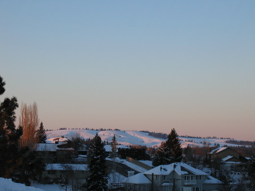 Northern Hill, Cheney 2-25-11