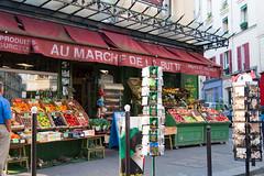 Frutera de Amelie   Paris, Francia (Pola Damonte) Tags: trip paris f