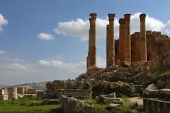 J A R A S H (Ghadeer Q) Tags: travel history canon ancient sightseeing middleeast jordan arab canon1740 jarash kingdomofjordan جرش الاردن ghadeerq المملكةالاردنيةالهاشمية