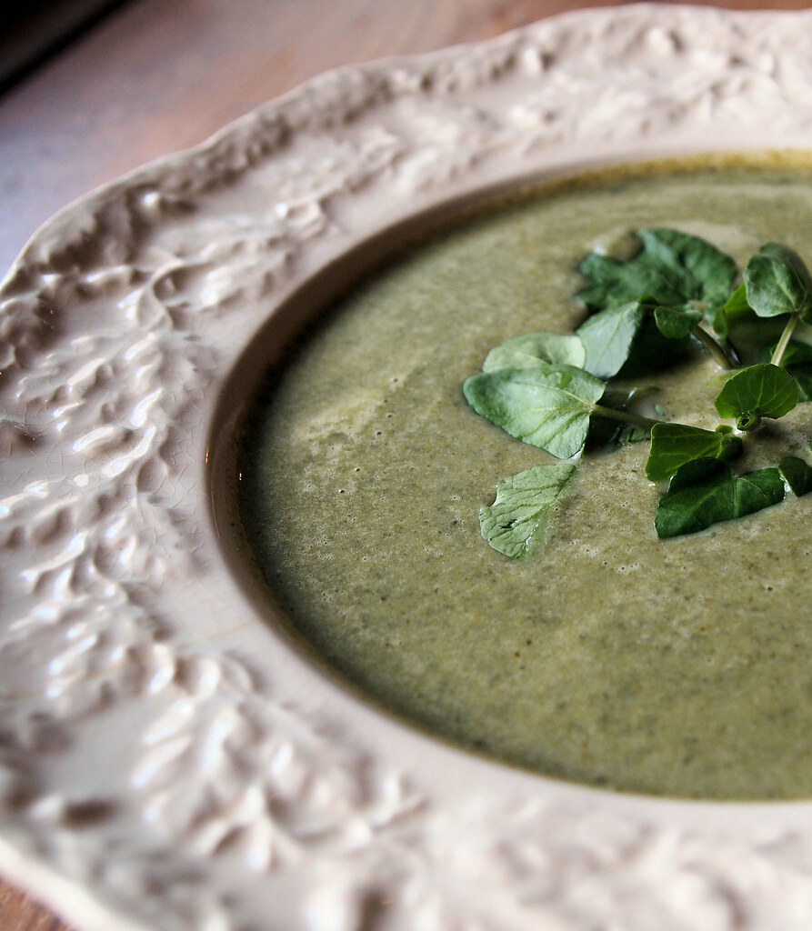 English Watercress Soup