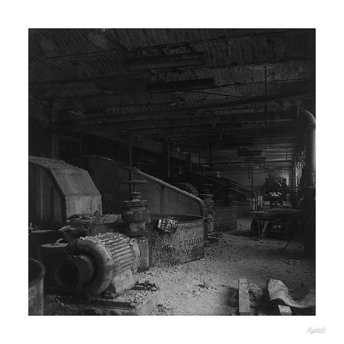 Old paper factory II