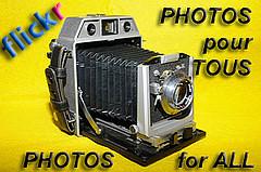 PHOTOS pour TOUS - PHOTOS for ALL