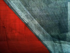 Under the bridge (Anders Uddeskog) Tags: cameraphone iris urban abstract art texture mobile architecture espoo finland phone cellphone minimal mobilephone minimalistic iphone 3dphoto photofx phoneography iphoneart iphoneography iphone3gs decim8