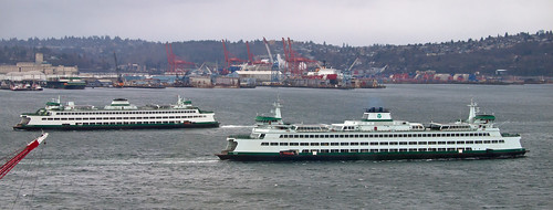 Seattle Ferries