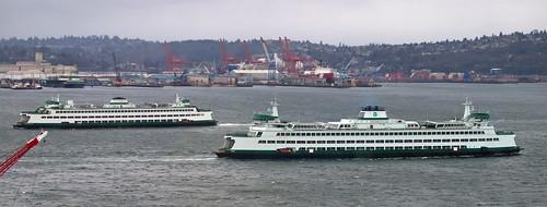 Seattle Ferries