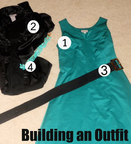 Building the outfit