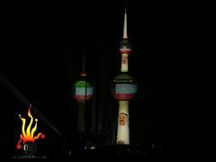 101 (Hhashmi) Tags: fireworks 5 towers celebration stunning kuwait 20 50