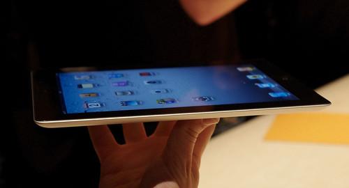 iPad 2 edge