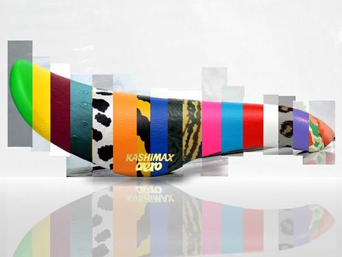 KASHIMAX AERO Custom Order
