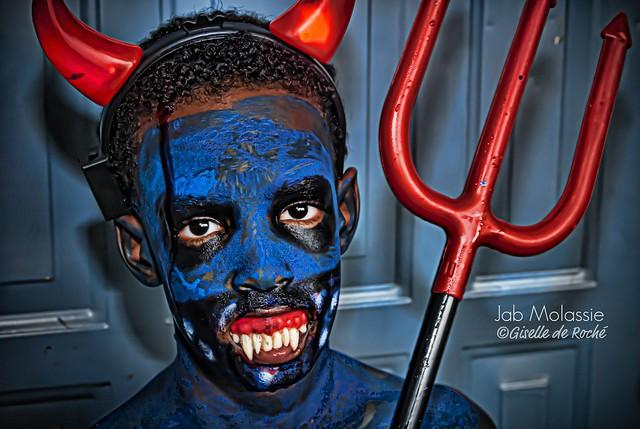 Blue Devil