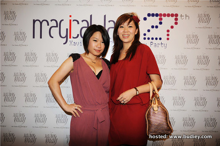 Meeia Foo & Yap Yann Fang