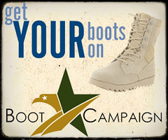 Boot Campaign Banner - Square (Boot Campaign) Tags: girls army boot blog support force boots marcus military web air banner navy foundation seal lone marines campaign survivor veterans the luttrell