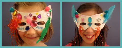 masks for mardi gras