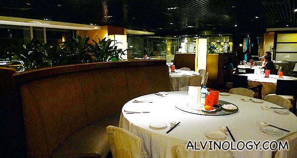 Inside Silk Road Restaurant