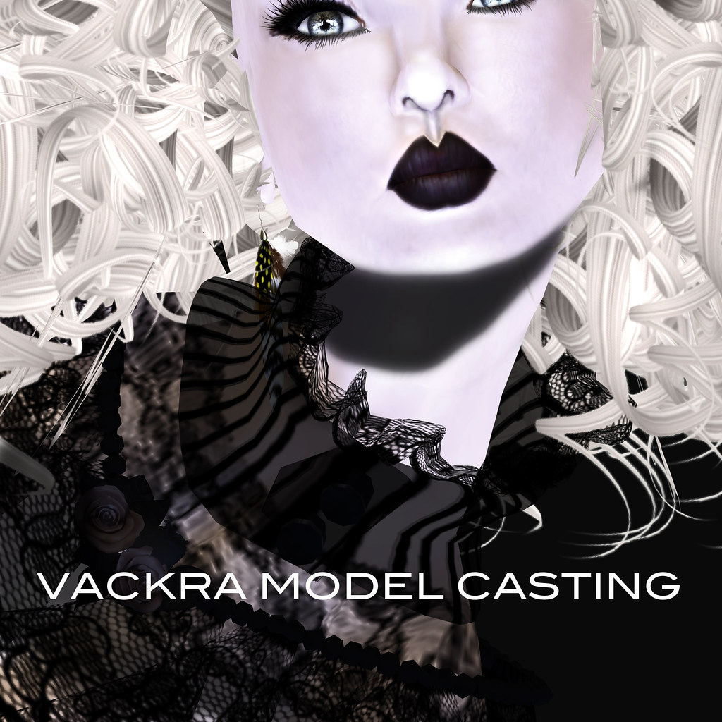 VACKRA MODEL CASTING