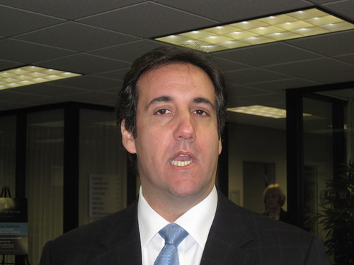 From flickr.com: Trump's longtime personal lawyer Michael Cohen {MID-277024}