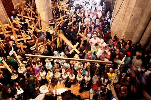 Semana Santa en Jerusalen, viernes santo