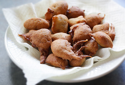Kuih Kodok Recipe (Malaysian Fried Banana Fritters ...