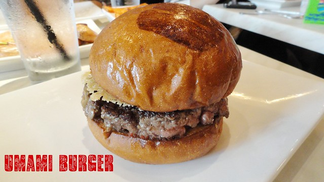 Umami Burger - Studio City, CA