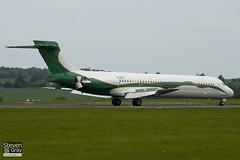 VP-CTF - 49777 - AMAC Aerospace - McDonnell Douglas MD-87 - Luton - 100526 - Steven Gray - IMG_2822