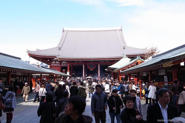 Giant in Asakusa