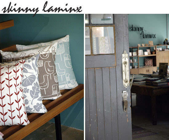 skinny laminx at Silk & Cotton Co.