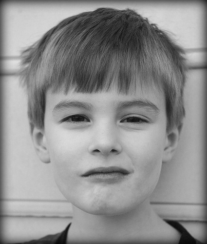 Caden B&W by Joe Jon!