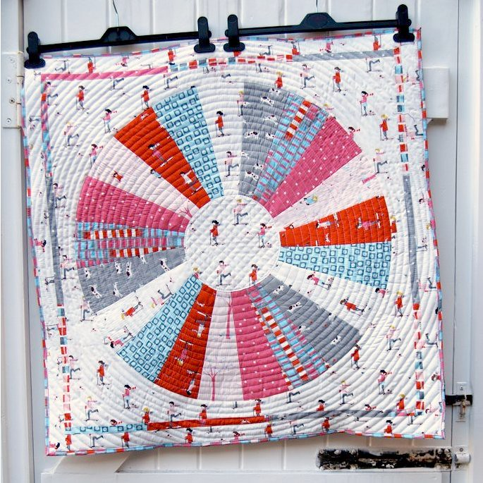 Fancy a Quilt-A-Long?