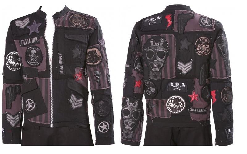 Junker Designs jacket 6