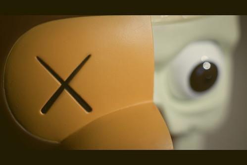 KAWS Eyes.