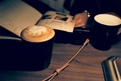 (Seiya1021) Tags: film cafe fuji taiwan olympus 400 taipei   mjuii philo xtra