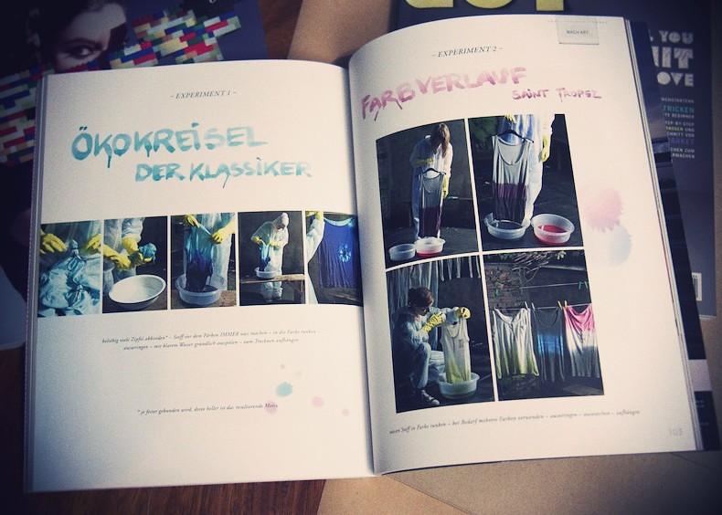 CUT Magazine DIY crafts