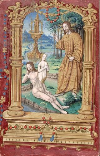 018- Libro de Horas al uso de Roma- Francia mediados del XV comienzo del XVI-HM 1101 Huntington Library