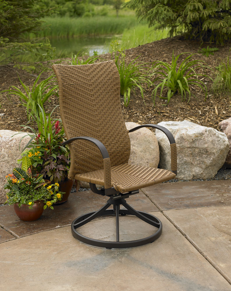 Outdoor Wicker Furniture - Naples Collection