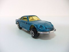 RENAULT ALPINE - GUISVAL (RMJ68) Tags: cars toy renault alpine 164 1979 serie coches juguete diecast campen guisval