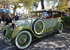 Duesenberg in Shades of Green on Centre Street